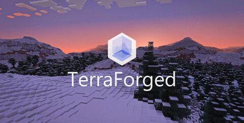 TerraForged [1.15.2] (генератор реалистичного мира)