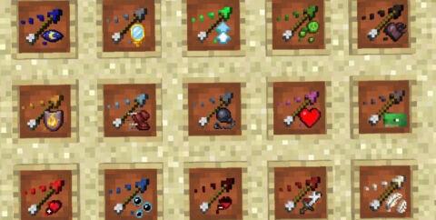 Easy Arrows [1.16] — понятные иконки стрел