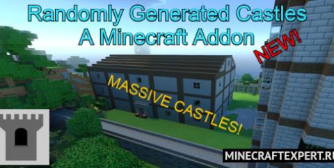 Outer Castles! [1.17] [1.16] — замки