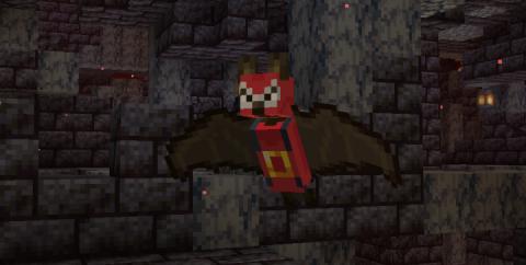 Companion Bats [1.17.1] [1.16.5] — летучая мышь компаньон