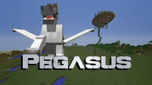 Flying Pegasus Map 1.8.9/1.8