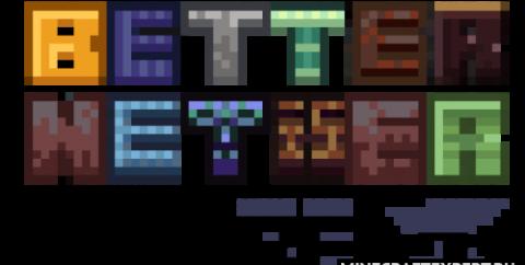 BetterNether Reforged [1.16.5] — обновление нижнего мира