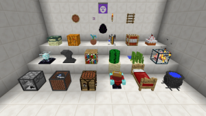 Default 3D Models [1.10.2] [1.9.4] [1.8.9]