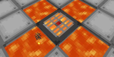 LavaTech [1.17.1] — энергия из лавы