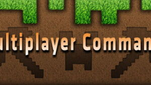 Multiplayer Commands Mod 1.7.10/1.7.2