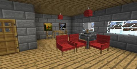 Jammy Furniture Mod [1.6.4]
