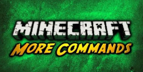 More Commands [1.12.2] [1.11.2] [1.10.2] [1.7.10]