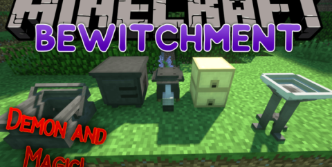 Bewitchment [1.16.5] [1.12.2] (демоны и темная магия)