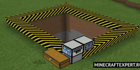 Custom Size Quarry [1.16] — настраиваемый карьер