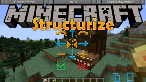 Structurize [1.14.4] [1.12.2] (редактор карт Майнкрафт)