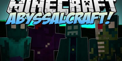 AbyssalCraft [1.12.2] (странные мобы)