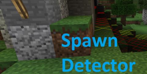 Spawn Detector — детектор спавна мобов [1.12.2] [1.11.2] [1.10.2] [1.9.4]