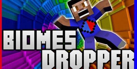 Biome Dropper [1.10.2]