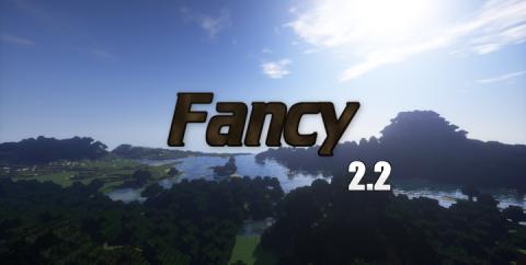 Fancy 3.4 [1.16.5] [1.15.2] [1.12.2] (512x, 128x)