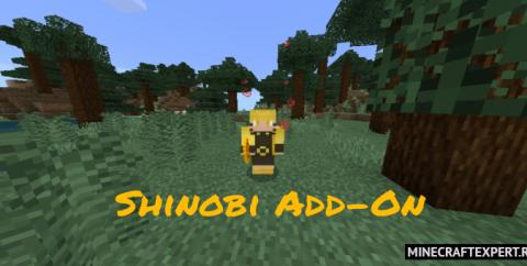 Shinobi [1.16] (стань Шиноби из Наруто)