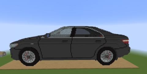 Автомобиль Toyota Сamry 40 [1.16.5] [1.15.2] [1.14.4]