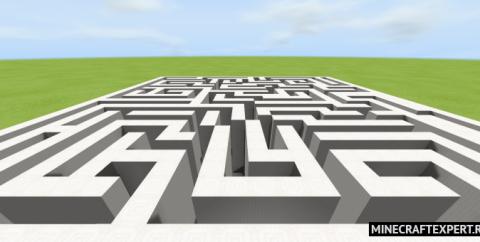 Fun Minecraft Maze [1.16] (веселый лабиринт)