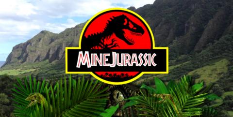 MineJurassic [1.12.2] (динозавры в Майнкрафт)