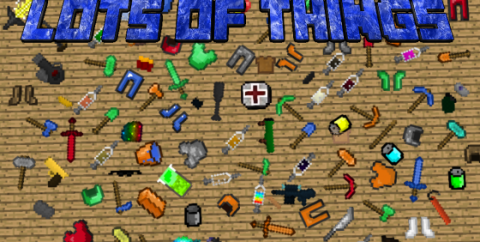 Lots of Things [1.12.2] [1.7.10]