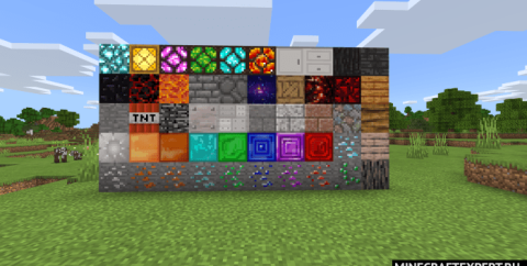 More Creator Blocks [1.16] (новые блоки)