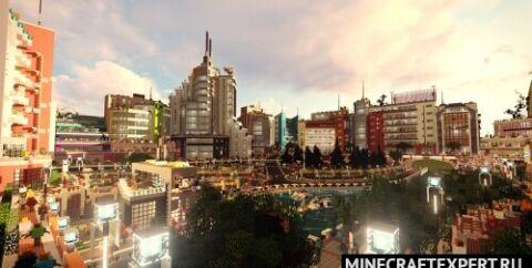 Яркий современный город [1.12.2] [1.11.2]