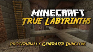True Labyrinth Map 1.8