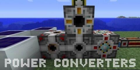 Power Converters [1.7.10] — конвертер энергии в EU и RF