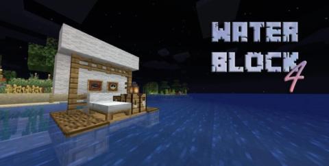 WaterBlock 4 [1.15.2] (выживание с заданиями)