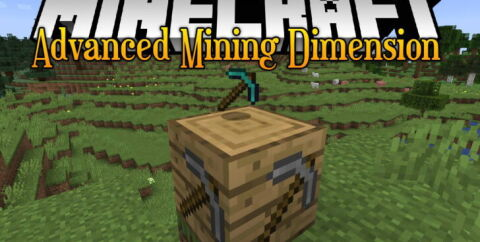 Advanced Mining Dimension [1.16.4] [1.15.2] [1.14.4] (пещерный мир)