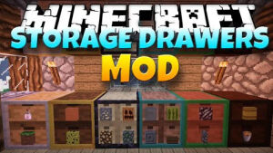 Storage Drawers [1.12] [1.11.2] [1.10.2] [1.9.4] [1.7.10]