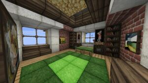 Ovo's Rustic Resource Pack 1.8/1.7.10/1.7.2 [64x]