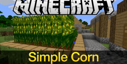 Simply Corn [1.16.5] [1.12.2] — кукуруза