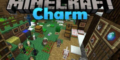 Charm [1.16.4] [1.15.2] [1.12.2] (60 мелких улучшений игры)