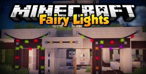 Fairy Lights [1.16.5] [1.15.2] [1.12.2] (гирлянды)