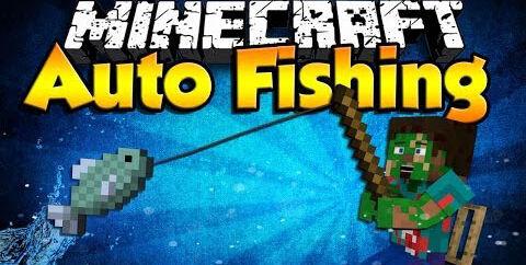 AutoFish — автоматическая рыбалка [1.14.4] [1.13.2] [1.12.2] [1.7.10]
