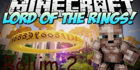 The Lord of the Rings [1.15.2] [1.7.10] (Властелин колец в Майнкрафт)