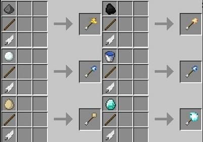 Elemental Arrows Mod [1.6.4]