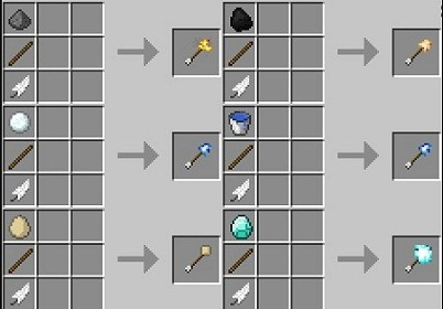 Elemental Arrows Mod [1.6.4]