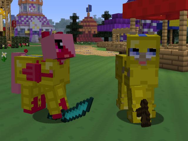 Mine Little Pony 1.7.10/1.7.2