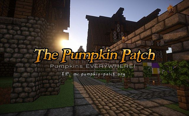 Pumpkin Patch [1.14.3] [1.12.2 - 1.8.9] (32x)