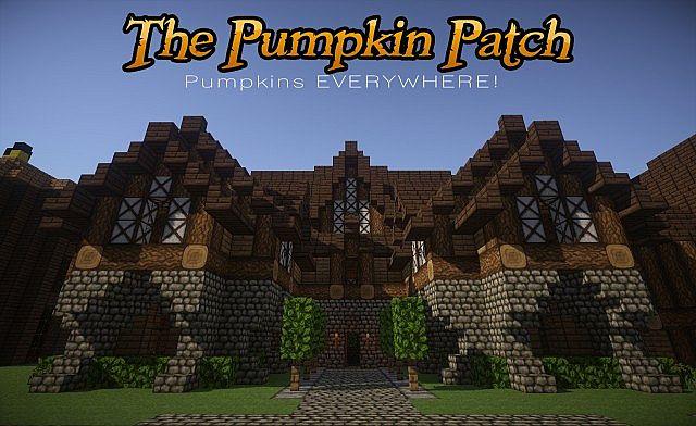 Pumpkin Patch [1.12.2] [1.11.2] [1.10.2] [1.8.9] (32x)