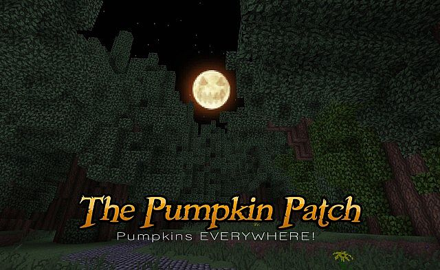 Pumpkin Patch [1.12.2] [1.11.2] [1.10.2] [1.8.9] (32x)