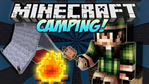 The Camping - пикник на природе [1.12.2] [1.11.2] [1.10.2] [1.9.4]