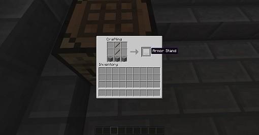 Как установить armor stand mod