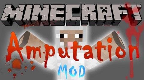 Mob Amputation [1.12.2] [1.10.2] [1.8] [1.7.10]