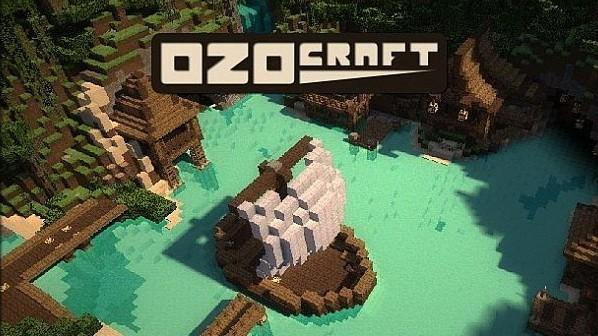 OzoCraft [1.10.2] [1.9.4] [1.8.9] (32x)