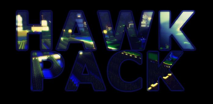 Hawkpack Resource Pack 1.7.10/1.7.2/1.6.4 [32x]
