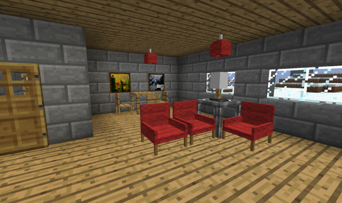 Jammy Furniture Mod [1.6.4]