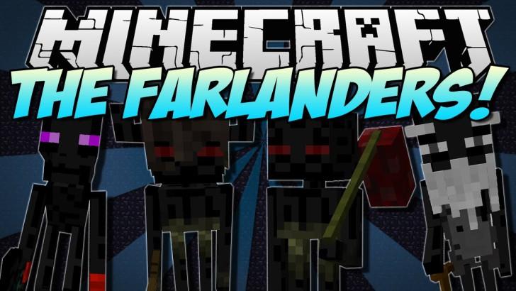 The Farlanders [1.14.4] [1.12.2] [1.7.10] (новые виды эндерменов)