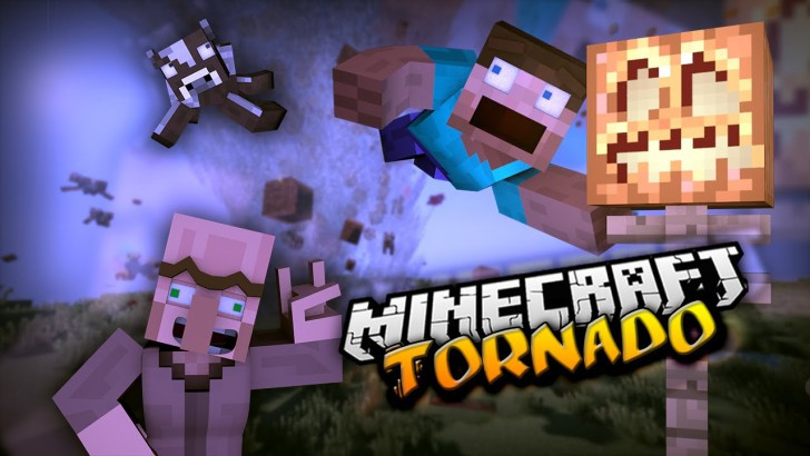 Localized Weather & Stormfronts - торнадо [1.12.2] [1.11.2] [1.10.2] [1.7.10]
